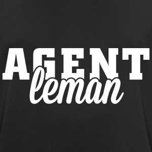 Agent Tee shirts - T-shirt respirant Homme