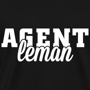 Agent Tee shirts - T-shirt Premium Homme