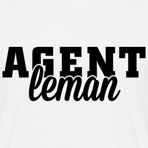 Agent Tee shirts - T-shirt Homme