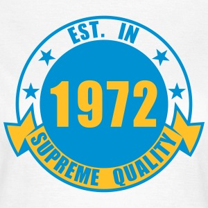 1972 Supreme T-Shirts - Frauen T-Shirt