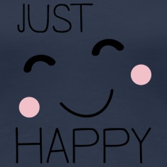 Just happy smiley T-Shirts
