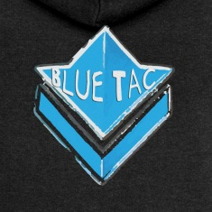Blue Tac Commander  patjila Hoodies & Sweatshirts