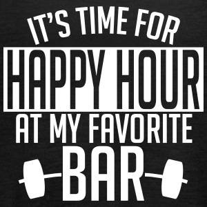 it's time for happy hour at my favorite bar A 1c Tops - Frauen Tank Top von Bella