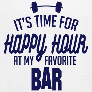 it's time for happy hour at my favorite bar C 1c Topy - Tank top damski Bella