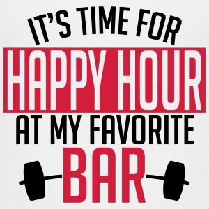 it's time for happy hour at my favorite bar A 2c Shirts - Teenage Premium T-Shirt