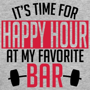it's time for happy hour at my favorite bar A 2c T-Shirts - Women's Organic T-shirt