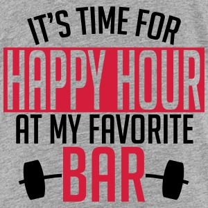 it's time for happy hour at my favorite bar A 2c Shirts - Kids' Premium T-Shirt