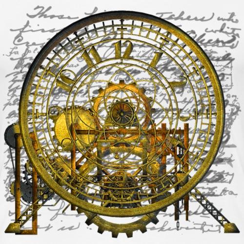 03 Steampunk Time Machine #2