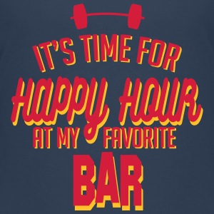 it's time for happy hour at my favorite bar C 2c Shirts - Teenage Premium T-Shirt