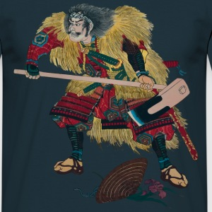 Samurai Ax Warrior T-Shirts - Men's T-Shirt