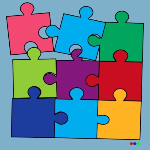 Puzzle Fun Motive