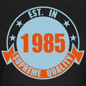 1985 Supreme T-Shirts - Frauen T-Shirt