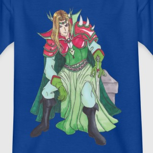 Manga Kämpfer - Teenager T-Shirt
