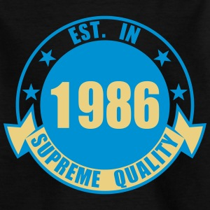 1986 Supreme Shirts - Teenage T-shirt