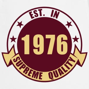 1976 Supreme  Aprons - Cooking Apron