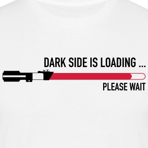 Dark Side Loading T-Shirts - Männer T-Shirt