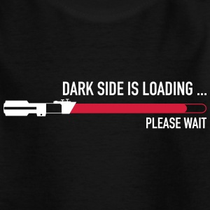 Dark Side Loading T-Shirts - Teenager T-Shirt