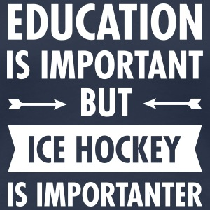 Education - Ice Hockey T-Shirts - Frauen Premium T-Shirt