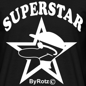 Junior Rotz Superstar - Männer T-Shirt