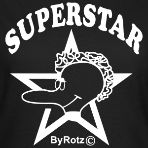 Ma Rotz Superstar - Frauen T-Shirt