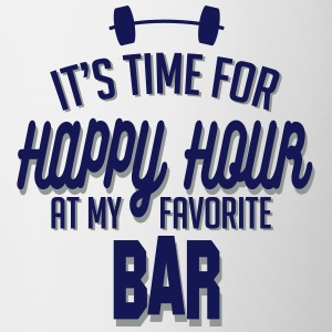 it's time for happy hour at my favorite bar C 2c Bouteilles et Tasses - Tasse