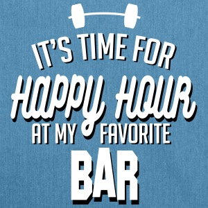 it's time for happy hour at my favorite bar C 2c Borse & zaini - Borsa in materiale riciclato