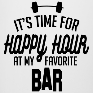 it's time for happy hour at my favorite bar C 1c Bouteilles et Tasses - Chope