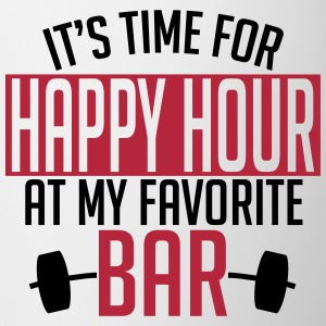 it's time for happy hour at my favorite bar A 2c Krus & tilbehør - Kop/krus