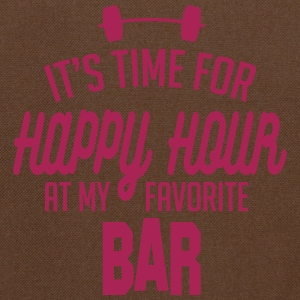it's time for happy hour at my favorite bar C 1c Tassen & rugzakken - Schoudertas