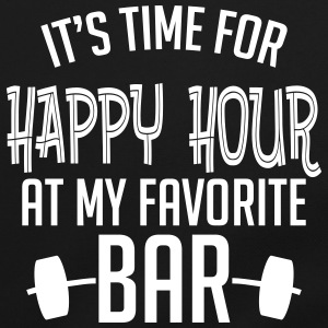 it's time for happy hour at my favorite bar B 1c Tassen & rugzakken - Schoudertas