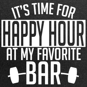 it's time for happy hour at my favorite bar A 1c Kepsar & mössor - Jerseymössa