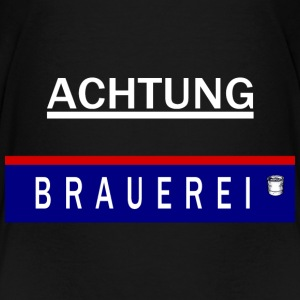 Achtung Brauerei by Claudia-Moda - Teenager Premium T-Shirt
