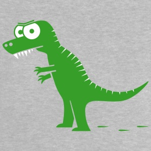 T-Rex med farlige tænder, Dino, drager Baby T-shirts - Baby T-shirt