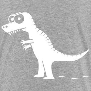 T-Rex king of the dinosaurs, dragon Shirts - Kids' Premium T-Shirt