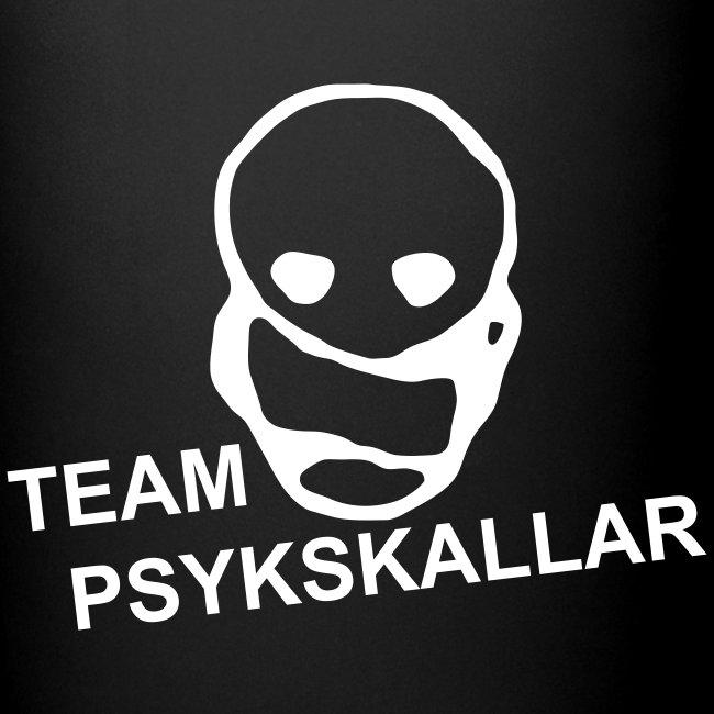 Team Psykskallar Mug