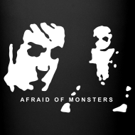 Design ~ Afraid of Monsters Mug