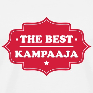 The best kampaaja T-shirts - Herre premium T-shirt