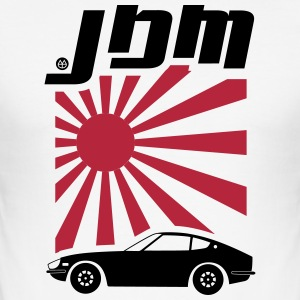 JDM Fairlady 240z T-Shirts - Männer Slim Fit T-Shirt