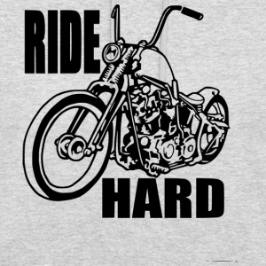 Ride Hard sweat - Sweat-shirt à capuche unisexe