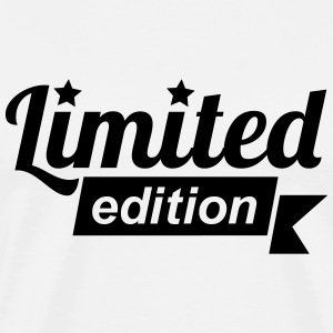 limited edition Tee shirts - T-shirt Premium Homme