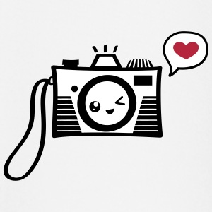Camera Kawaii - Baby Langarmshirt