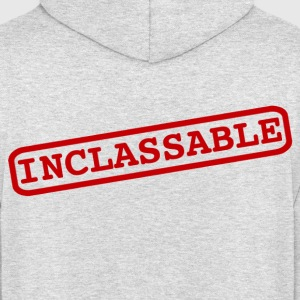 Inclassable Sweat-shirts - Sweat-shirt à capuche unisexe