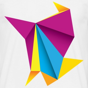 Origami Style - T-shirt Homme