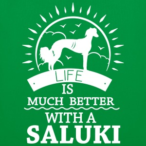 SALUKI Bags & Backpacks - Tote Bag