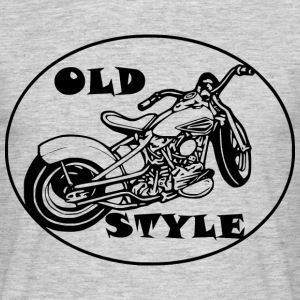 Old style - T-shirt Homme