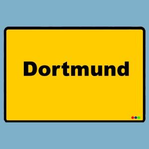 Ortschild Dortmund