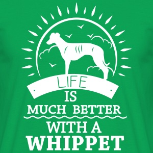 Whippet T-Shirts - Men's T-Shirt