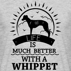 Whippet Tee shirts - T-shirt Homme