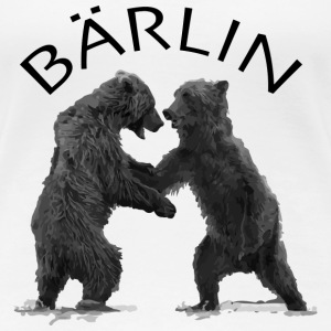 Bärlin T-Shirts - Frauen Premium T-Shirt