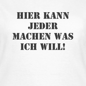 SP5 - Frauen T-Shirt